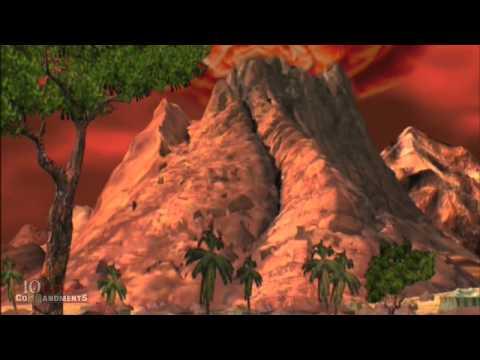 Kids 10 Commandments - The Not So Golden Calf (Commandments 1 & 2) HD Children Bible Stories